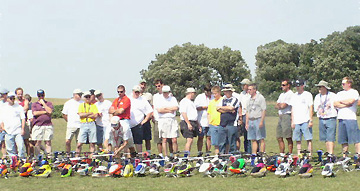 Group Picture at Minnesota Fun Fly